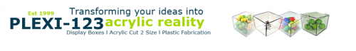 Plexi Mart - Clear Acrylic Plexiglass Boxes