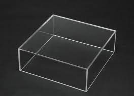 Image 0 of Custom Acrylic Boxes - Picture Frames (4pcs) 1/8