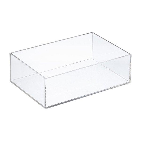 Custom Made Clear Acrylic Box 24