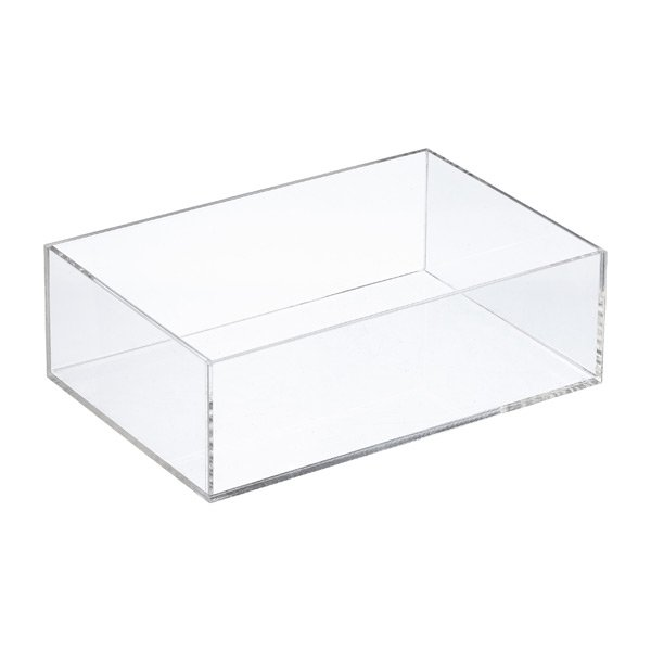 Clear Acrylic Box 1/8 Thick 16.75x20x4