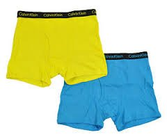 Size Small and Med -=asst colors. More Calvin Klein available in men's area of boxer briefs, trunks and briefs.