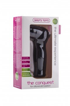 The Conquest requires use of lube for enjoyable experience and safety of your junk. This is a 6pk of water based lube.