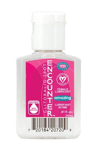 Just a drop of this lube will get you up and running, brings blood supply to your junk. Gets you hard. A little goes a long ways