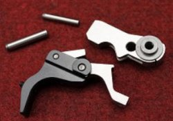 NEW!!! TONY KIDD COMPLETE TRIGGER JOB KIT-SILVER!!!!!