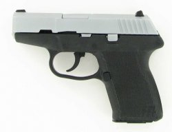 Thumbnail of Kel-Tec P-11HC 9mm Hard Chrome 10+1 Semi-Auto Pistol