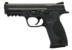 Thumbnail of Smith & Wesson M&P9 9mm Black 17+1 Semi-Auto w/ 2 Mags 209301
