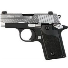 Thumbnail of Sig Sauer P238 .380 AUTO Diamond Plate 6+1 w/ Night Sights 238-380-DP