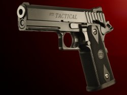 Thumbnail of STI Tactical 4.15 .45 AUTO 12+1 Semi Auto