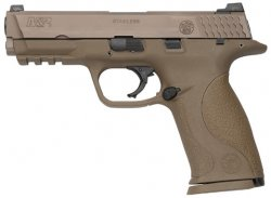 Thumbnail of Smith & Wesson M&P9 VTAC 9mm 17+1 Semi-Auto w/ 2 Mags 209921