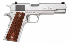 Thumbnail of Remington 1911 R1 Fullsize 5 .45ACP Stainless 7+1 Semi-Auto w/ 2 Mags 96324