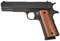 Thumbnail of Rock Island M1911-A1FS Fullsize 5 9mm Parkerized 9+1 Semi-Auto