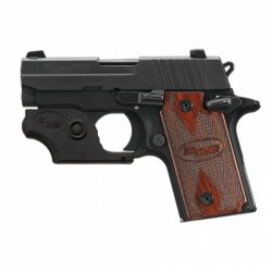 Thumbnail of Sig Sauer P238 .380 AUTO Rosewood 6+1 w/ Night Sights & Laser 238-380-RG-LSR