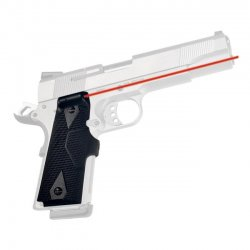 Thumbnail of Crimson Trace LG-401 Front Activation Lasergrips for 1911 Full-Size