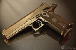 Thumbnail of STI 2011 Tactical 5.0 .45 AUTO 12+1 Semi Auto PISTOL TACTICAL 5.0 45