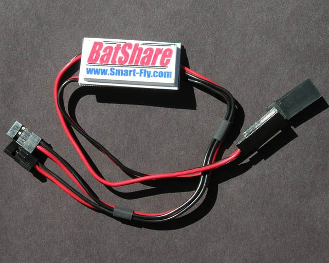 Image 0 of Smart-Fly BatShare