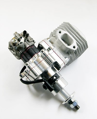 Image 0 of JC EVO 23cc II gasoline aircraft engine