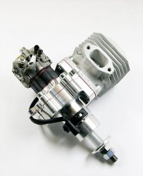 Thumbnail of JC EVO 23cc II gasoline aircraft engine