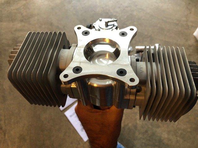 Image 3 of DLA 180cc Gasoline aircraft engine