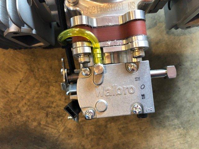 Image 6 of DLA 180cc Gasoline aircraft engine