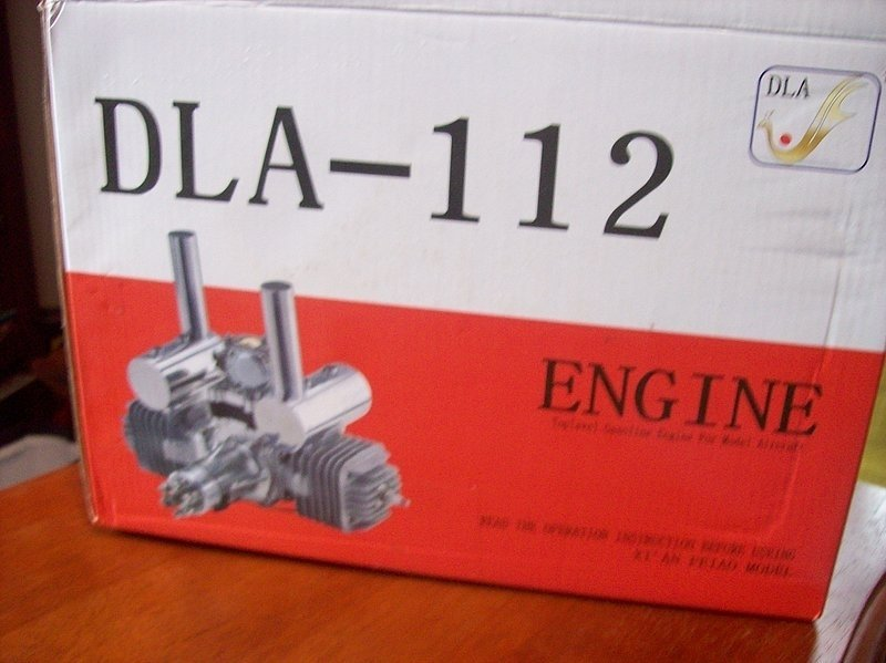 Image 3 of DLA 112 Gasoline aircraft engine