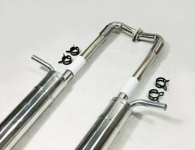 Image 0 of Canisters & Headers for DA100/DLE111/DLA112 cc engines