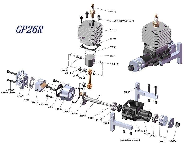 Crrc 26cc Gas Engine Manual