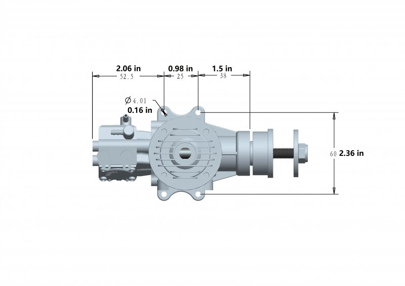 Image 9 of RCGF 15cc (SE) Gas Engine Beam Mount Version
