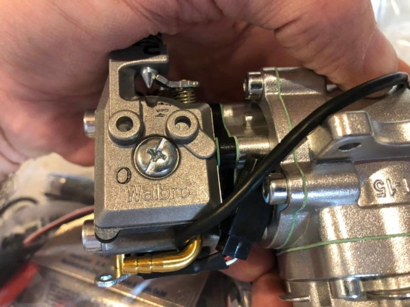 Image 3 of RCGF 15cc (SE) Gas Engine Beam Mount Version