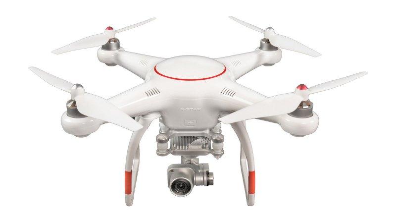 Image 1 of Autel X-Star Premium Drone 4K Camera, 1.2-mile Live View (White)