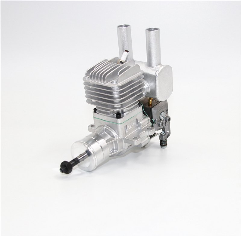 Image 7 of RCGF 10cc rear exhaust Stinger Gas Engine