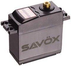 Image 2 of SAVOX LOT of (6) Savox 0251MG LARGER STD DIGITAL SERVO .18/222 OPEN PKGE SPECIAL