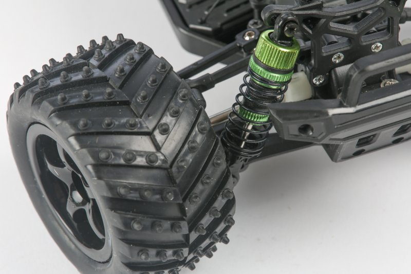Image 1 of RAGE R18MT 1/18 Scale Monster Truck RTR