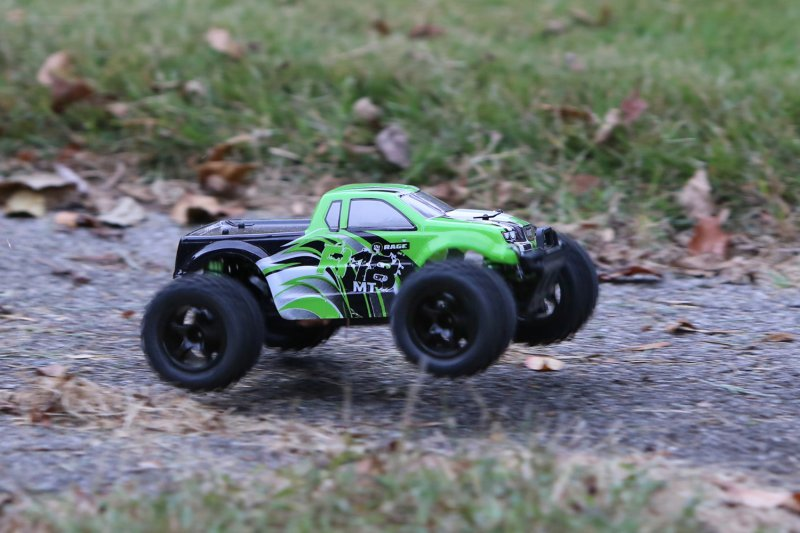 Image 3 of RAGE R18MT 1/18 Scale Monster Truck RTR