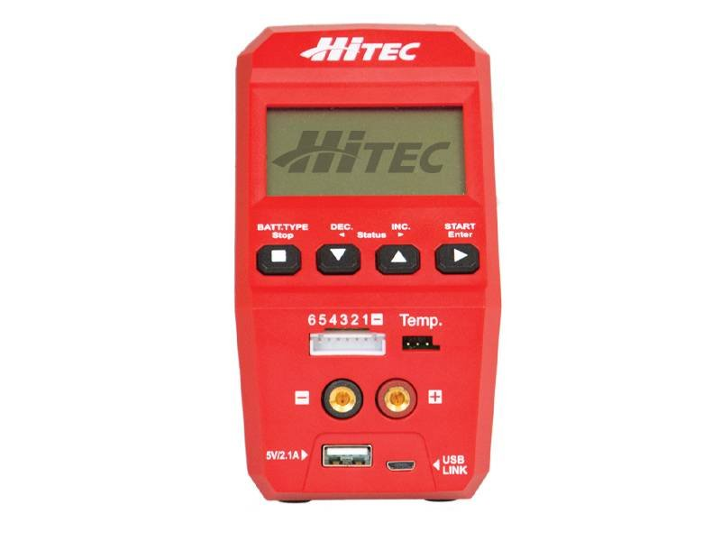 Image 1 of Hitec RDX1 AC/DC Battery Charger/Discharger Black Friday Extended