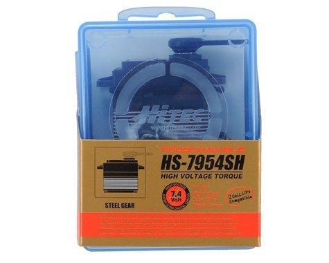 Image 3 of Lot of (2) Hitec HS-7954SH High Torque HV Coreless Steel Gear Servo