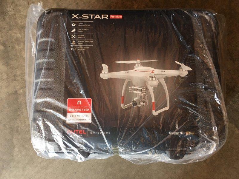 Image 9 of Autel X-Star Premium Drone 4K Camera, 1.2-mile Live View (White)