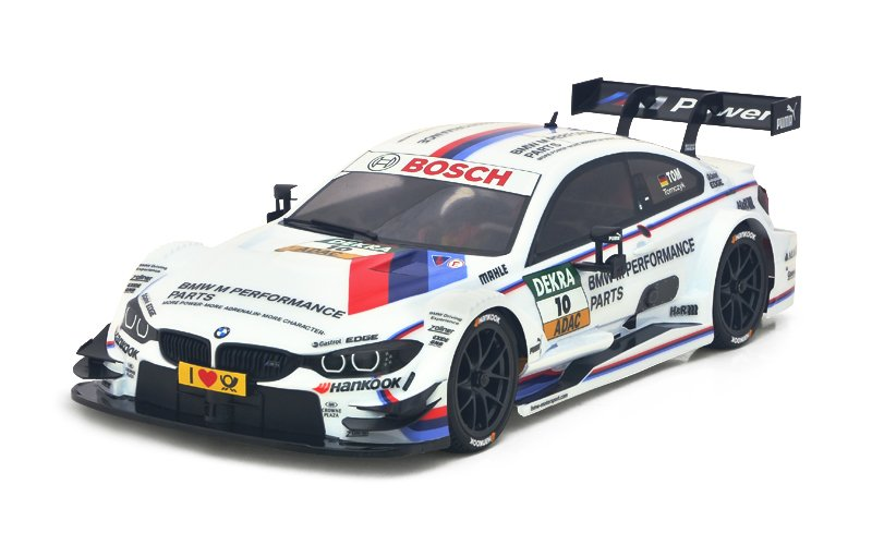 Image 0 of Christmas Special Carisma GT10RS Brushless 1/10 4WD BMW M4 White DTM RTR