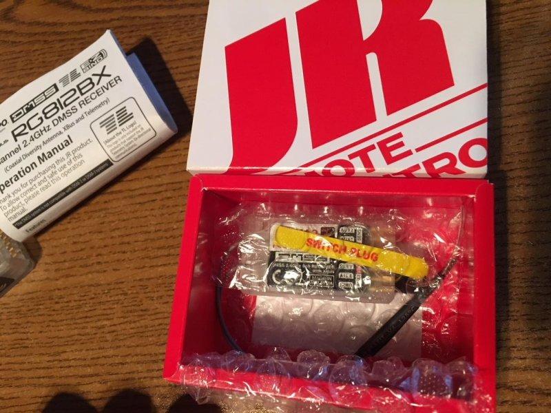 Image 4 of JR XG14 TX & RX, Matchboxes, Servos, Receivers, 4 port converters, DMSS