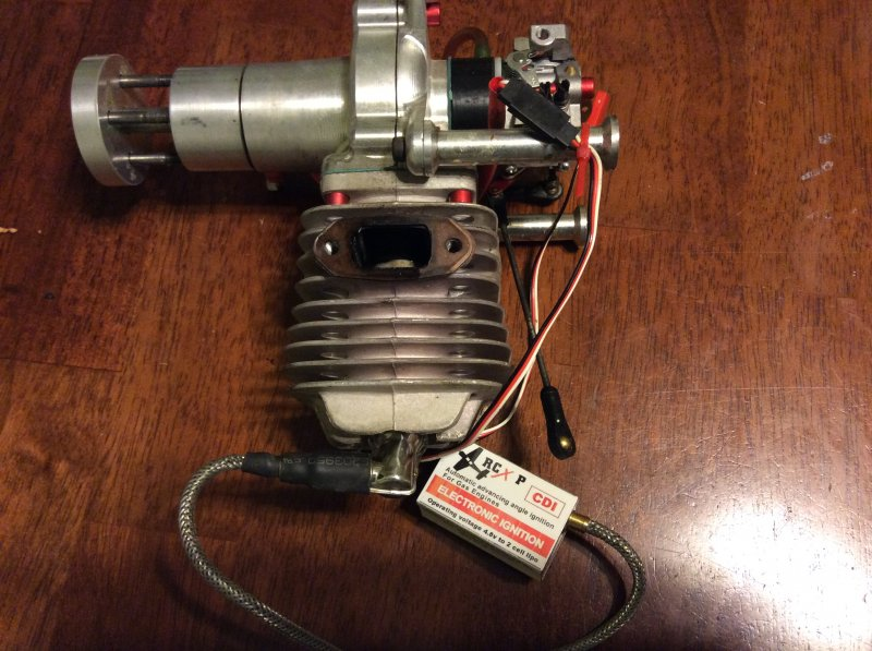 Image 0 of Taking offers on this DA50 engine (new years special) call or text
