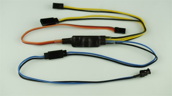 Image 0 of Booma RC Hidden Ignition Kill Switch