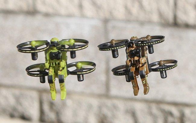 Image 1 of Rage Jetpack Commander RTF Quad-Camo Green