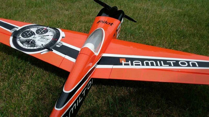 Image 3 of Pilot 30% 50cc size Hamilton RTF just add receiver