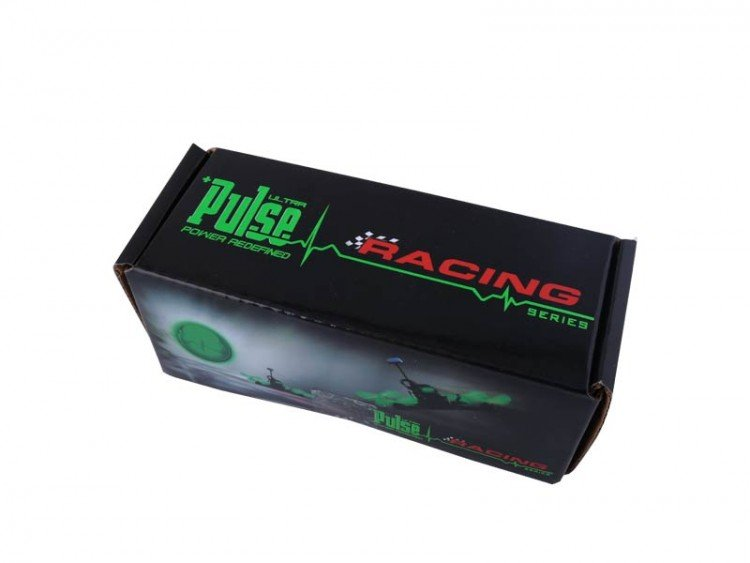Image 2 of PULSE 1550mah 4S 15.2V 100C - LiPo Battery With Removable Balance Wires