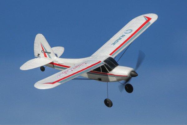Image 1 of Rage Super Cub MX Micro EP 3-Channel RTF Airplane