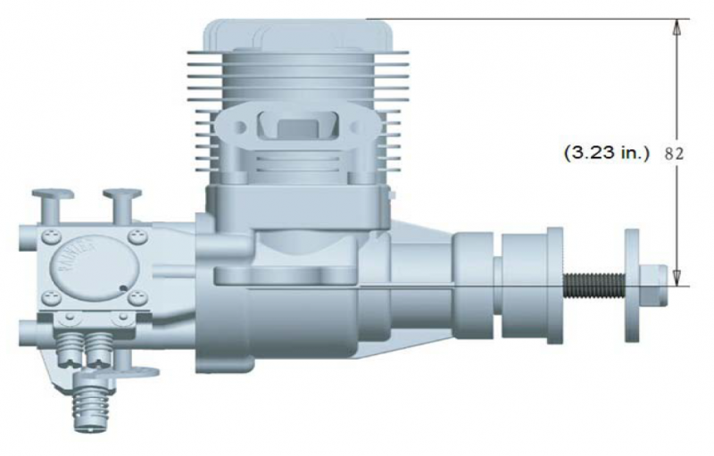 Image 4 of RCGF 15CC Gas Engine
