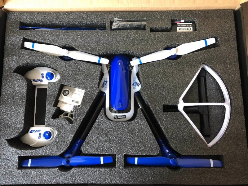 Image 10 of Rage Imager 390 FPV RTF Drone
