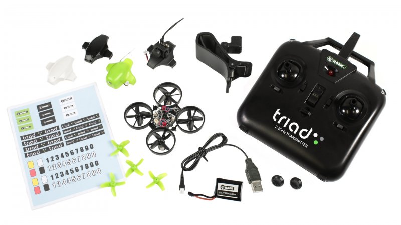 Image 0 of Rage Triad FPV 3-in-1 Pocket Drone