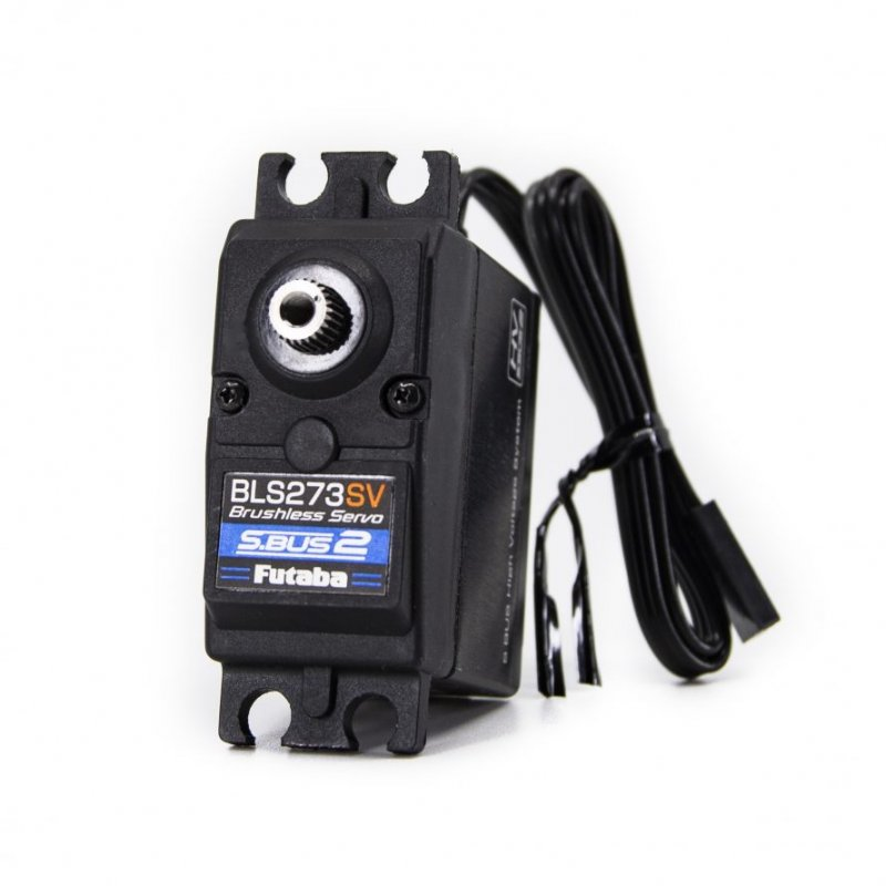Image 0 of Futaba BLS273SV S.Bus Brushless Tail Servo for Helicopters .07sec/211.1oz @ 7.4V