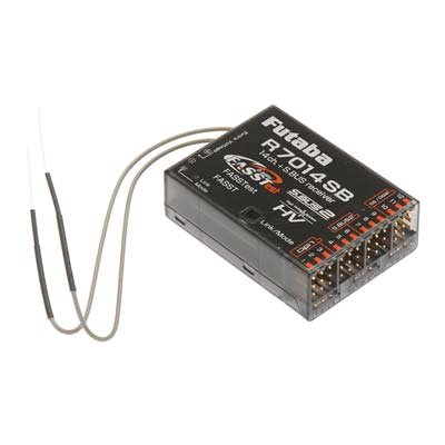 Image 3 of Futaba R7014SB 2.4GHz FASST S.Bus High Voltage Receiver