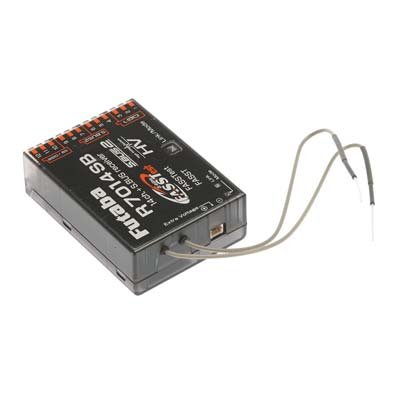 Image 4 of Futaba R7014SB 2.4GHz FASST S.Bus High Voltage Receiver